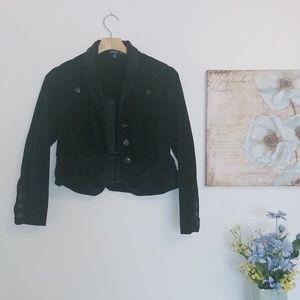 Rafaella Jackets & Coats - Rafaella corduroy cropped jacket
